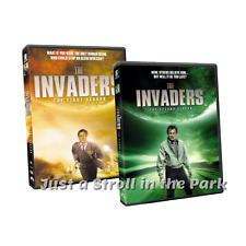 The Invaders: Complete 1960s Sci-Fi TV Series Seasons 1 & 2 Box / DVD Set(s) NEW