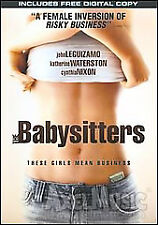 The Babysitters (DVD, 2008)