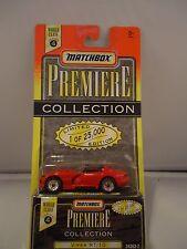 Matchbox Premier Collection World Class Series Red Viper RT/10 ltd ed, 1/25,000