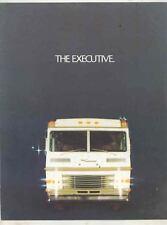 1975 Executive Elegante 31 Foot Motorhome RV Camper Brochure ws4349-GJBZFQ