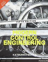 Modern Control Engineering by Katsuhiko Ogata 5th Intl Softcover Ed Same Book