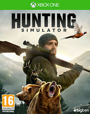 Hunting Simulator XBOX ONE IT IMPORT BIGBEN INTERACTIVE