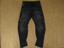 G-Star Originals Blue Denim Jeans Men's Size 31x34 Zipper Fly Casual Pants