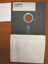 Floppy disc 5.25 inch 5 1/4 Commodore 64 Floppy Magazine n. 18 visita il negozio