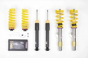 KW Coilover Kit V1 12+ BMW 3 Series 4cyl F30 w/o Electronic Suspension - 1022000