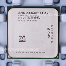 AMD Athlon 64 x2 4400+ adv4400daa6cd socket 939 2.2 GHz 2mb CPU procesadores