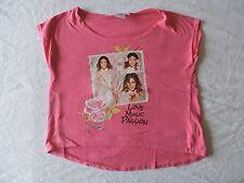 Tee-shirt Violetta, taille 16 ans ; marque Disney