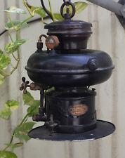 Vintage Germany Made Petromax 834 Spezial Enamel SteamPunk Gas Kerosene Lantern