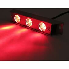 Sublight LED underwater lamps / lights for Boats - Red