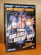 Bad Girls Behind Bars (DVD, 2013, 2-Disc, 5-Films) NEW Jess Franco women prison