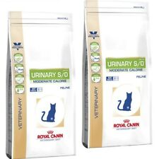 18kg (2x 9kg) ROYAL CANIN Urinary S/O Moderate Calorie UMC 34 Vet Diet BRAVAM