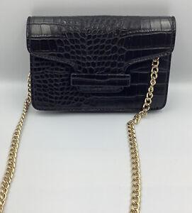 MNG Small Black Bag