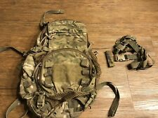 New Eagle Industries Beaver Tail Assault Pack Multicam Yote W/ Shoulder Straps