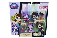 Littlest Pet Shop Love in Paris Pet Pair - Hasbro NEW!!! RARE! P/N 7440230100