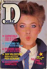 DOLLY 331 1985 Richard Gere Nancy Costa Dan Aykroyd Drew Barrymore Diana Ross