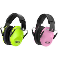 Dr.Meter EM100 Kids Protective Earmuffs with Noise Blocking Children Ear muffs