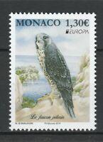 Monaco 2019 CEPT Europa Birds MNH stamp