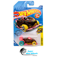 Hot Wheels Donut Drifter (Pink) Fast Foodie 1/5 2020 E Case #108
