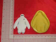 Big Hero 6 Baymax Silicone Mold #708 for Candy Cake Chocolate Resin Clay