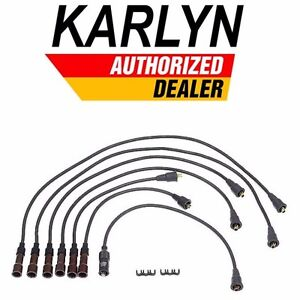 Mercedes W110 W113 220S 220 230SL Spark Plug Wire Set Karlyn-Sti 228533045 For