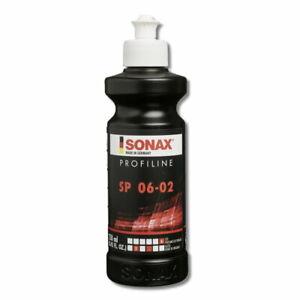 (51,80€/l) 250 ml Sonax Profiline Schleifpolitur Schleifpaste SP 06-02  0320141