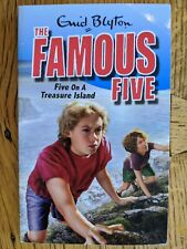 The Famous Five Enid Blyton Five On A Treasure Island Number 1