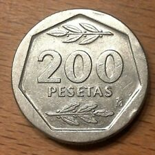 Spanien 200 Pesetas 1987