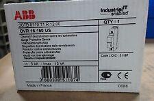 NIB ABB OVR15-150 surge protective device 2CTB 8119 11 R 12 00 - 60 day warranty