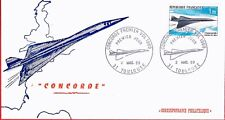 FDC-SPERSONIC CONCORDE-TOULOUSE-1969