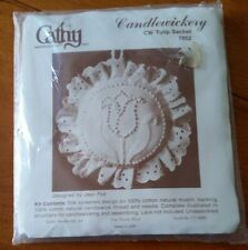 Cathy Needlecraft Candlewickery Sachet