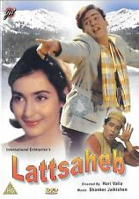 LATTSAHEB – SHAMMI KAPOOR - PREM CHOPRA - NEW BOLLYWOOD DVD –
