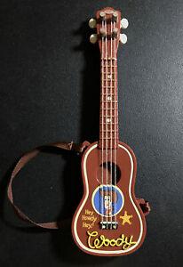 Disney Toy Story - Woody's guitar - Hasbro 2001 RARE