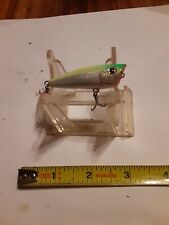 New listing Imported Topwater Popper 2.� .25oz Imported New Chartreuse Shiner