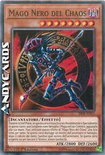 MAGO NERO DEL CHAOS • (Dark Magician Of Chaos) • Comune • SR08 IT015 • Yugioh!