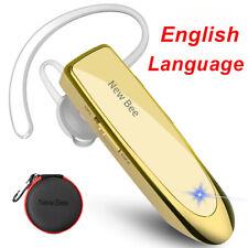 NEW Original Bee Bluetooth Headphones 5.0 Wireless Earbuds HandsFree Headset