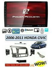 "Fits 2006-2011 HONDA CIVIC Stereo Kit PD-1060HB, 10.6"" Angle Screen, Phone Link"