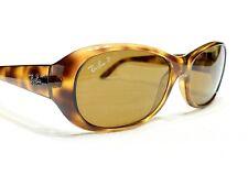 Ray Ban RB4061 642/57 Women's Tortoise Polarized Sunglasses Frames 53/15~135