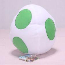 New Super Mario Bros 8inch Yoshi Egg Stuffed Plush Doll Toy Christmas Gift
