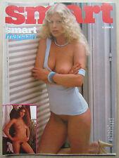 Smart Magazin 3/1980, Sean Connery, John Denver, Charles Aznavour. Mathieu Mir