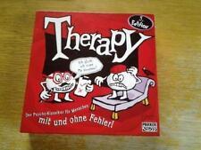 Therapy 3. Edition von Parker - ERSTKLASSIGER, NEUWERTIGER ZUSTAND