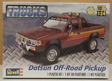 Datsun 4X4 Pickup Truck Kc Lights Off Road Revell Model Kit
