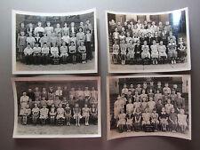 Vintage 1935 1942-43-45 Class Photos McKinley Elementary School - Salem Ohio OH
