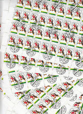 Hongrie MAGYAR Posta11 feuilles Mexico 86 coupe du monde football ref A1986 4 ft