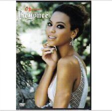 tr3s Presents BEYONCE  DVD  Beyonce en Espanol   BRAND NEW!