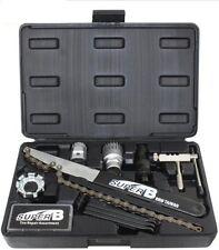 SuperB Fahrradwerkzeugkoffer 9-teilig Werkzeugkoffer Werkzeug mit Flickzeug NEU