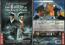 The Battle of the River Plate (1956) DVD, NEW!! Michael Powell