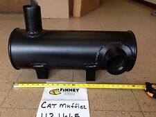 Cat Caterpillar D4H dozer muffler 3204 engine 1121665 112-1665 NEW 4w1743