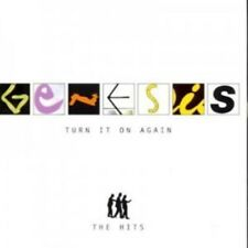 GENESIS - TURN IT ON AGAIN-THE HITS  CD 18 TRACKS INTERNATIONAL POP BEST OF NEUF