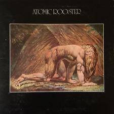 ATOMIC ROOSTER -  Death Walks Behind You (LP) (G++/VG-)