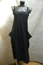 ROBE BRETELLE NOIRE MC PLANET TAILLE XL/42 DRESS/KLEID/ABITO/VESTIDO TBE